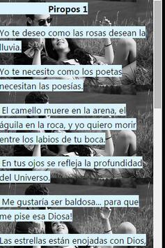 Piropos De Amor screenshot 1