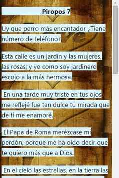 Piropos De Amor screenshot 2