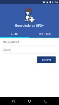 UFS+ poster