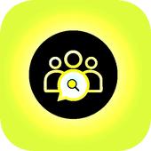 Friend Search for WhatsApp pro 2017 icon