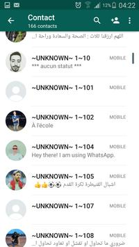 Friend Search for WhatsApp pro 2017 screenshot 2