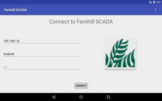 Fernhill SCADA apk screenshot