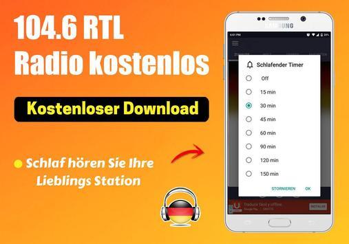 104.6 Rtl Radio kostenlos App DE Kostenlos Online screenshot 1