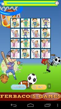 Kids Sports Game Free poster