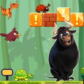 Ferdinand super bull Jungle Adventure icon