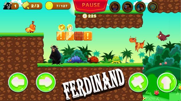 Ferdinand super bull Jungle Adventure screenshot 3