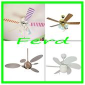 celing fan ideas icon