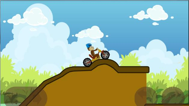Jumping Mountain Racer apk screenshot