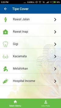Dayin Mitra Care screenshot 1