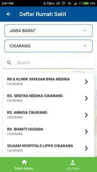 Dayin Mitra Care screenshot 2