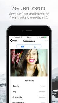 Fly - Group Dating apk screenshot