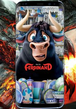 Ferdinand HD Wallpaper 2018 poster