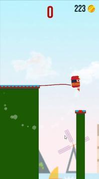 Swing Rope Hero - Stick Hero apk screenshot
