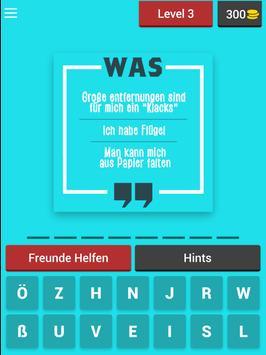 Trivia Quiz (Deutsch) apk screenshot