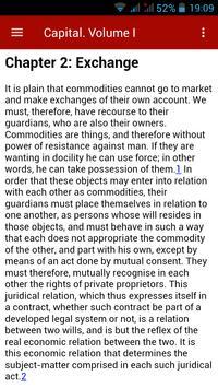 Capital - Karl Marx poster