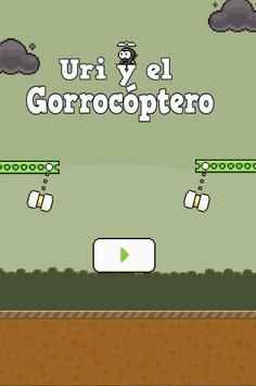 Uri y el Gorrocóptero poster