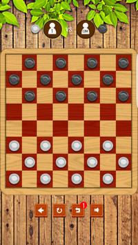 Checkers Dama poster