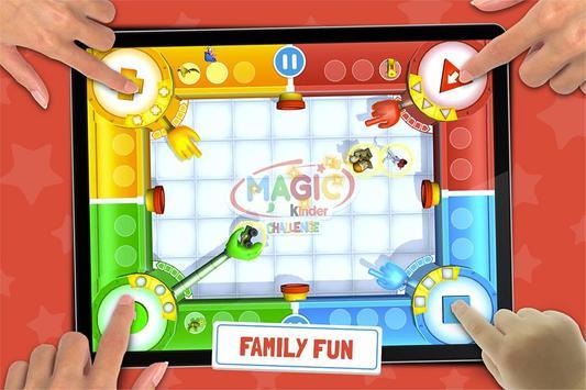 MAGIC KINDER Challenge apk screenshot