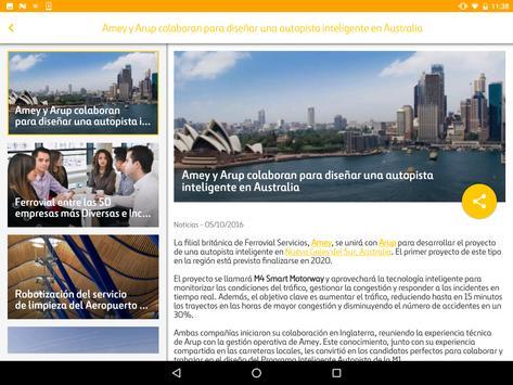 Ferrovial app screenshot 5