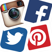 All Social Network - All in One icon