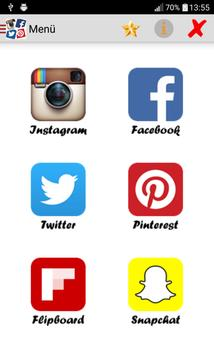All Social Network - All in One poster