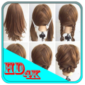 Easy Wig styling Tutorials icon