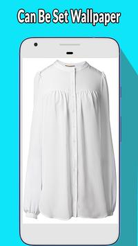 Long Sleeve Blouse poster