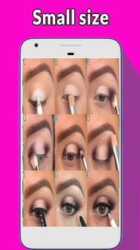 Makeup Tutorial Step By Step 2018 screenshot 3