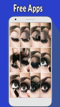 Makeup Tutorial Step By Step 2018 screenshot 1