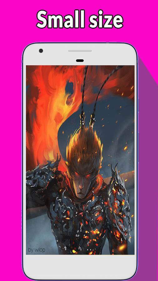 Sun Wukong Wallpaper for Android - APK Download