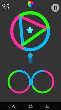 obstacle ball Color Switch screenshot 5