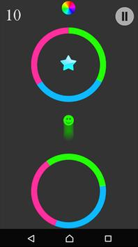 obstacle ball Color Switch screenshot 6