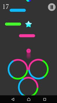 obstacle ball Color Switch screenshot 2