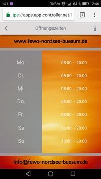 Ferienwohnung Niklas Büsum apk screenshot
