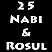 25 Nabi dan Rasul icon
