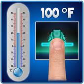 Fever Temperature Prank icon