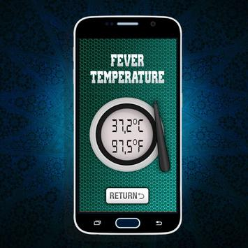 Fever Temperature Prank screenshot 15