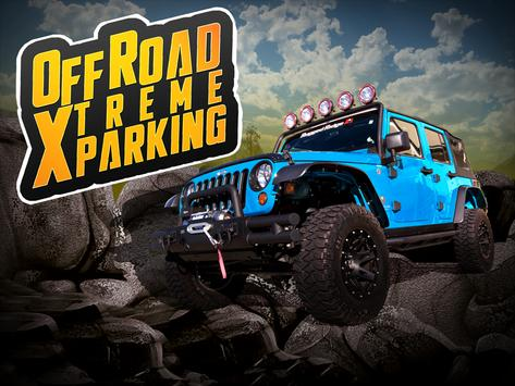 Offroad Extreme Parking 3d poster