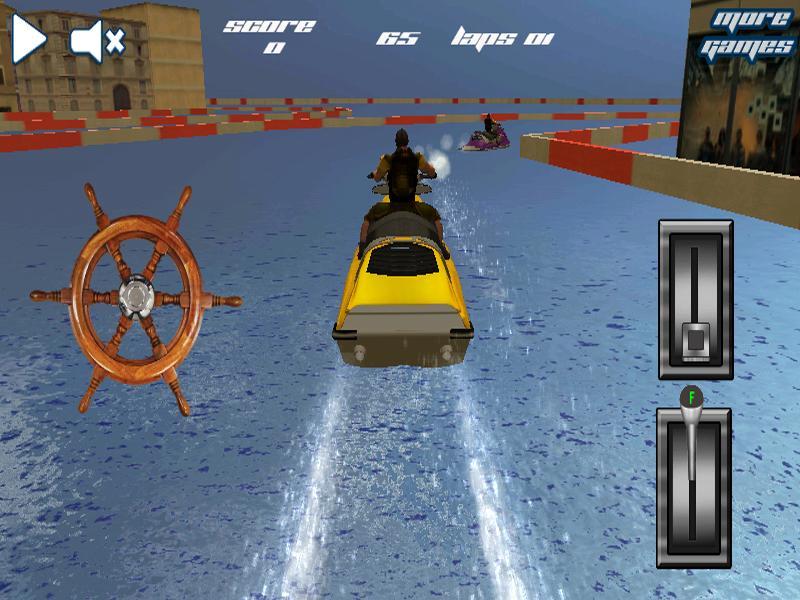 3d Juegos De Motos De Agua For Android Apk Download