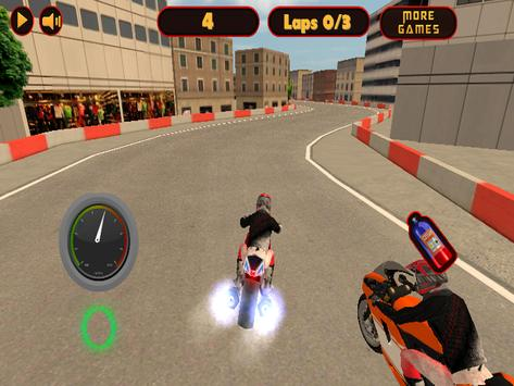 Speed City Motorcycle screenshot 14