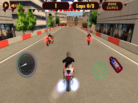 Speed City Motorcycle screenshot 15