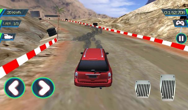 4x4 Suv Desert Racing screenshot 15