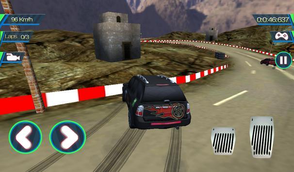 4x4 Suv Desert Racing screenshot 16