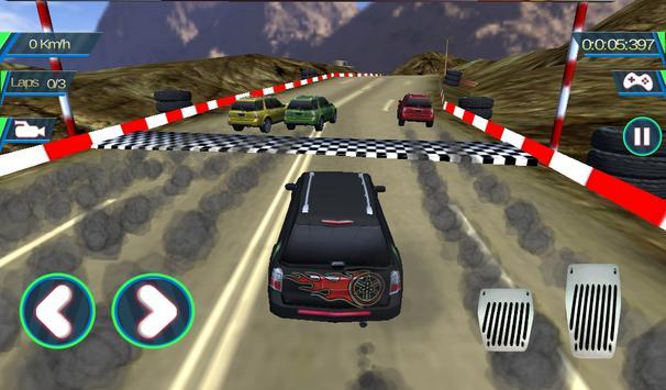 4x4 Suv Desert Racing screenshot 1