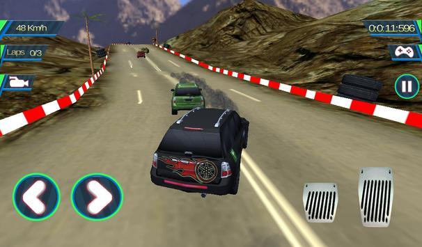4x4 Suv Desert Racing screenshot 2