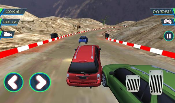 4x4 Suv Desert Racing screenshot 3