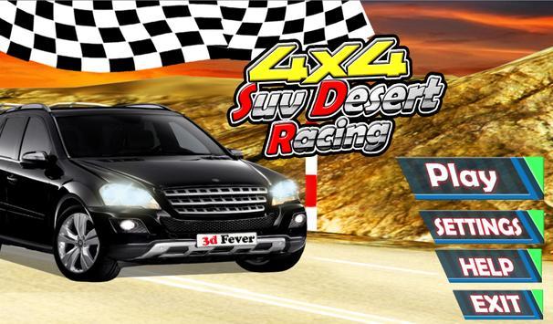 4x4 Suv Desert Racing screenshot 9