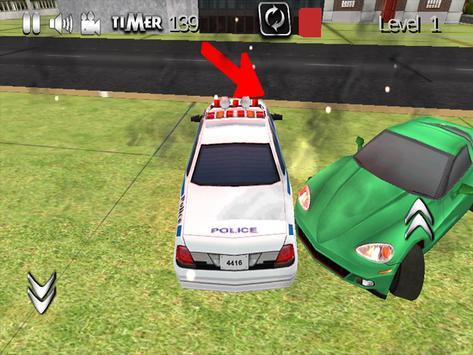 Police Hunting Bandits 3d screenshot 11