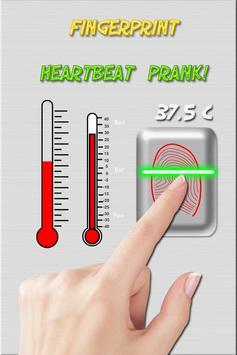 Fever Thermometer Prank apk screenshot