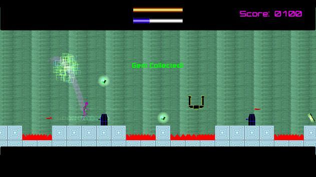 Shooting Runner (Free) Game apk screenshot